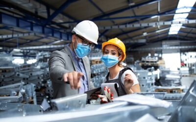 Leveraging technology to keep workers safe and factories running